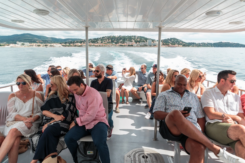Airsnap Pro | Photo et vidéo d'entreprise et d'événement — Rodan & Fields, French Riviera